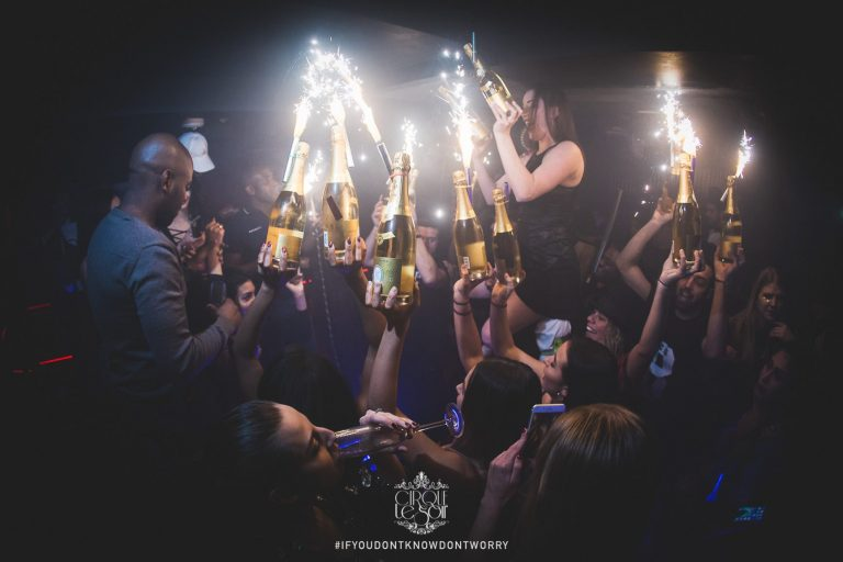 <strong>CIRQUE LE SOIR LONDON</strong><br>From 1000£