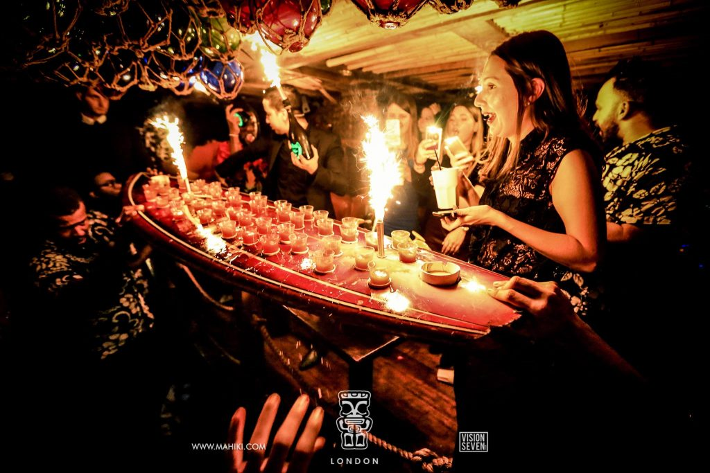 <strong>MAHIKI MAYFAIR LONDON</strong><br>From 1000£