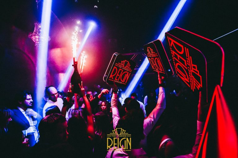 <strong>REIGN SHOWCLUB LONDON</strong><br>From 1500£