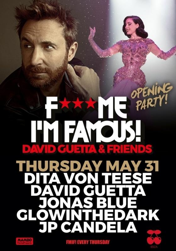 F*** ME I'M FAMOUS | David Guetta
