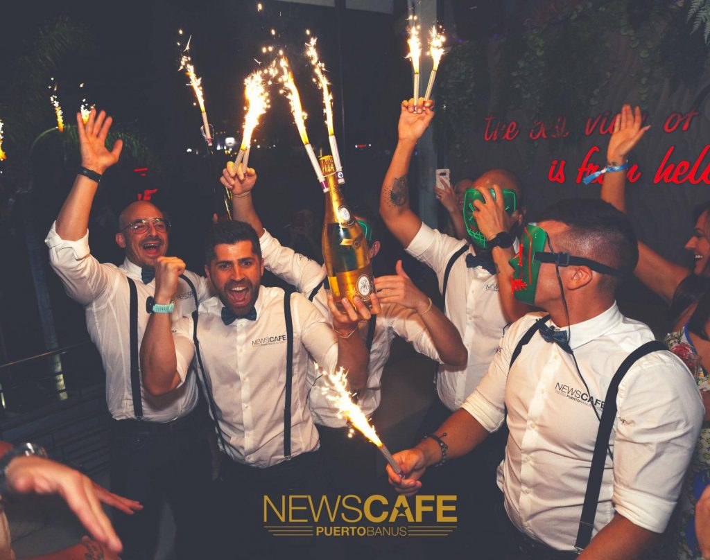 <strong>NEWS CAFE MARBELLA</strong><br>From 500€