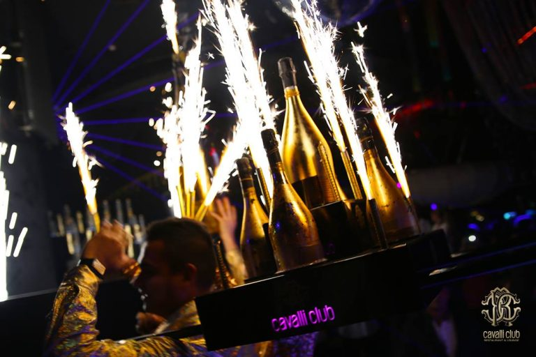 <strong>CAVALLI CLUB DUBAI</strong> <br>From 3000AED