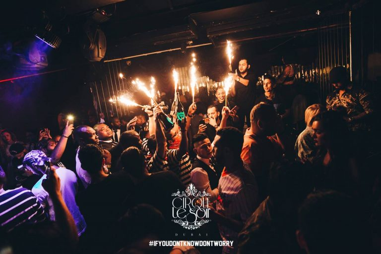 <strong>CIRQUE LE SOIR DUBAI</strong> <br>From 5000 AED