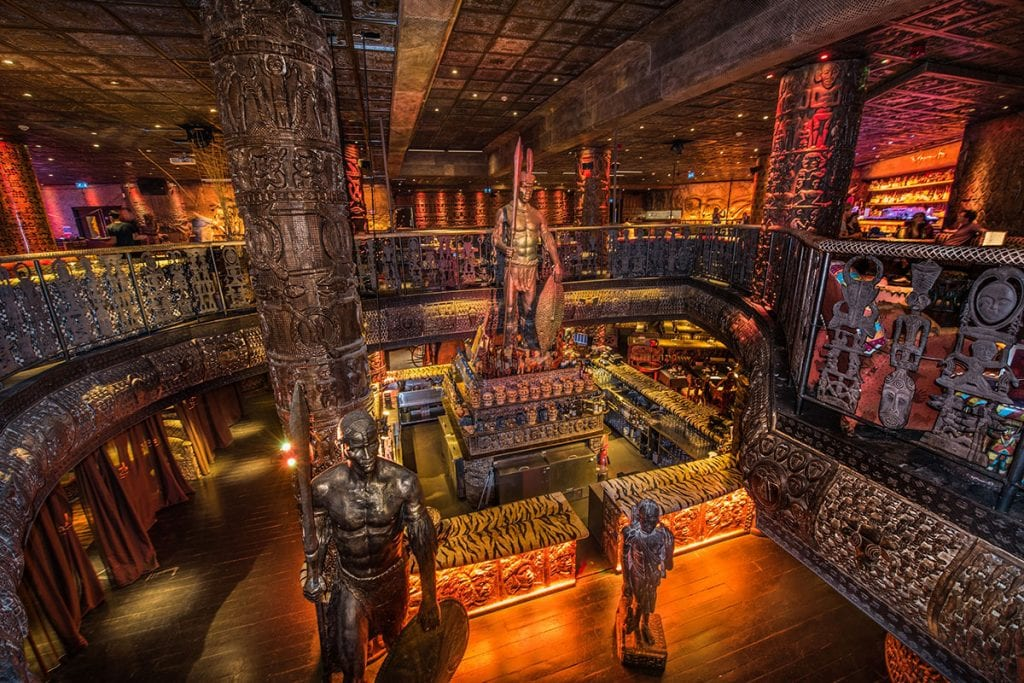 <strong>SHAKA ZULU LONDON</strong><br>From 1000£