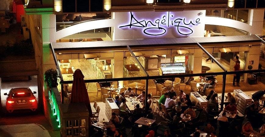 <strong>ANJELIQUE ISTANBUL</strong><br>Price on Request