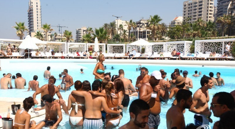 <strong>CYAN BEACH BEIRUT</strong><br>Price on Request