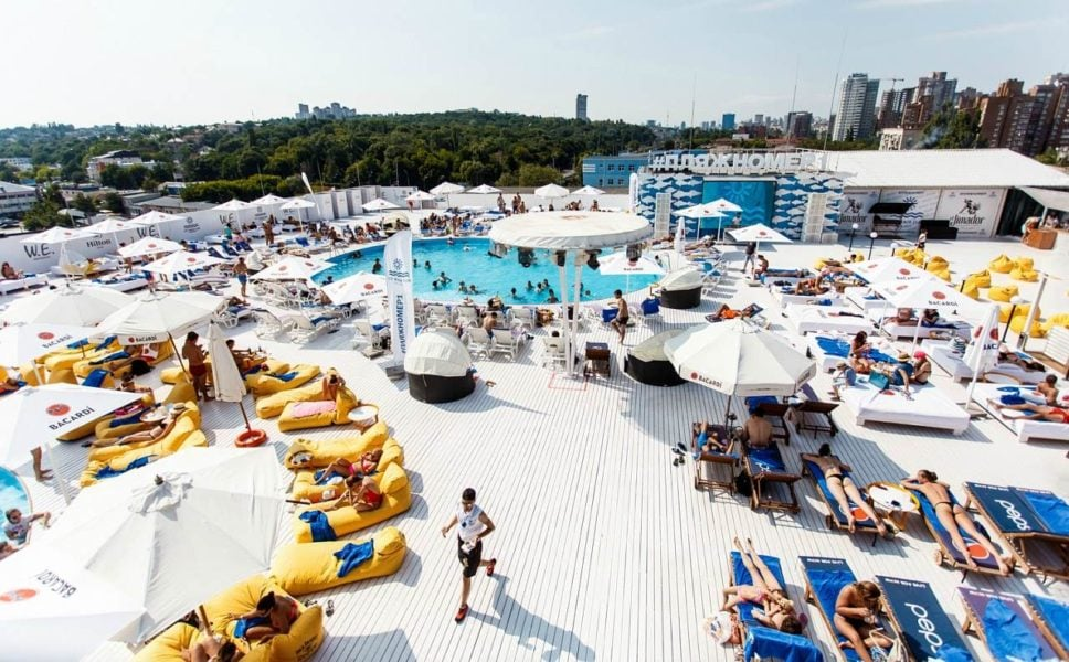 <strong>CITY BEACH KIEV</strong><br>Price on Request