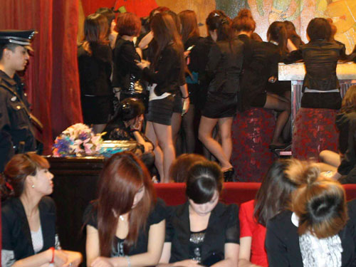 <strong>PASSION CLUB BEIJING</strong><br>Price on Request