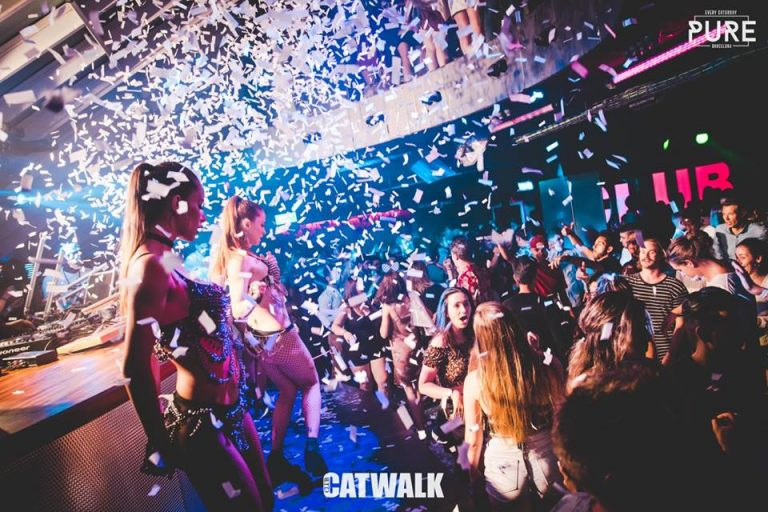 <strong>CATWALK BARCELONA</strong><br>From 300€