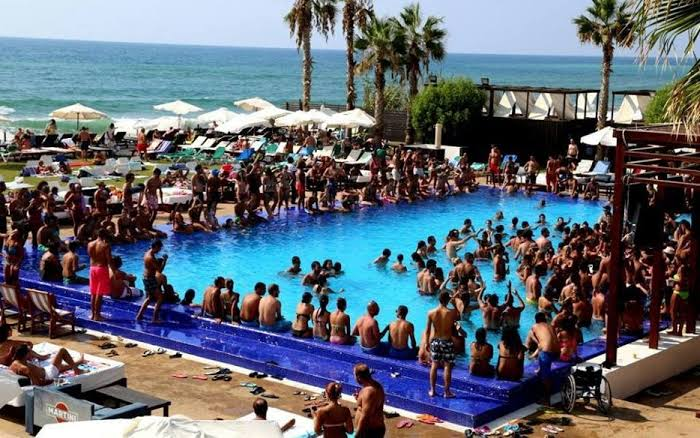 <strong>OCEANA BEACH BEIRUT</strong><br>Price on Request