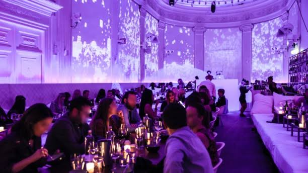 <strong>SUPPERCLUB AMSTERDAM</strong><br>Price on Request